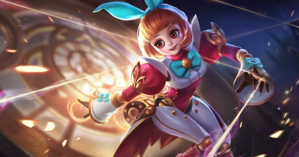 Kisah Angela Hero Mobile Legends