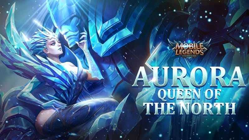 Kisah Aurora Mobile Legends