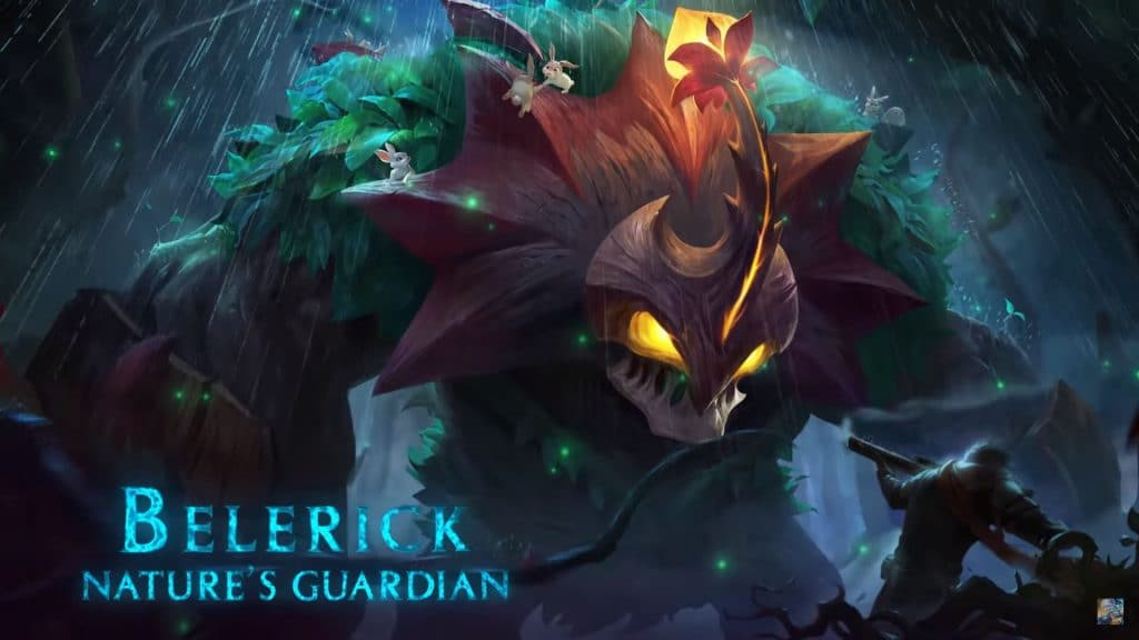 Kisah Belerick Hero Mobile Legends