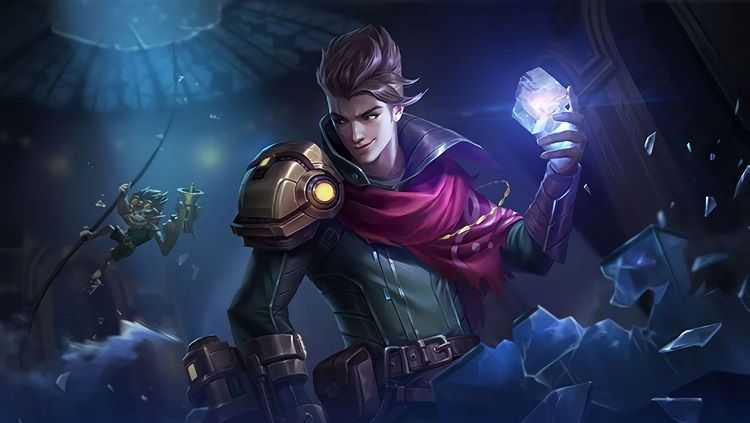 Kisah Claude Hero Mobile Legends