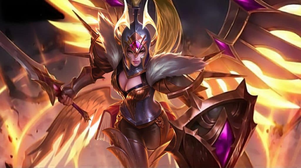 Kisah Freya Hero Mobile Legends