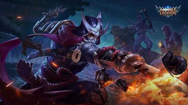 Kisah Hayabusa Hero Mobile Legends