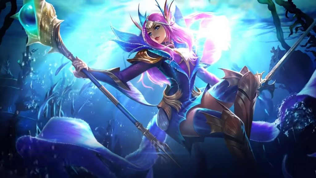 Kisah Hero Odette Mobile Legends