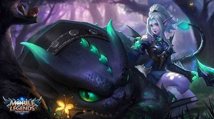 Kisah Irithel Mobile Legends