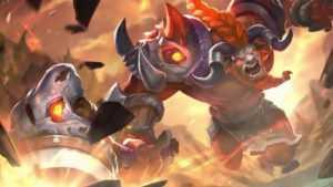 Kisah Minotour Hero Mobile Legend