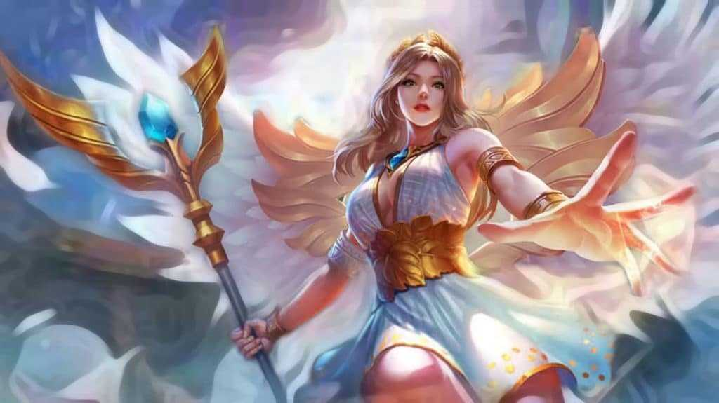 Kisah Rafaela Hero Mobile Legends