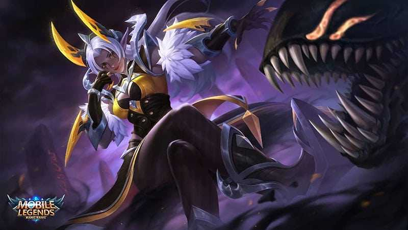 Kisah Selena Hero Mobile Legends
