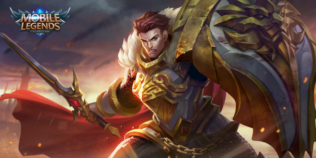 Kisah Tigreal Hero Mobile Legends