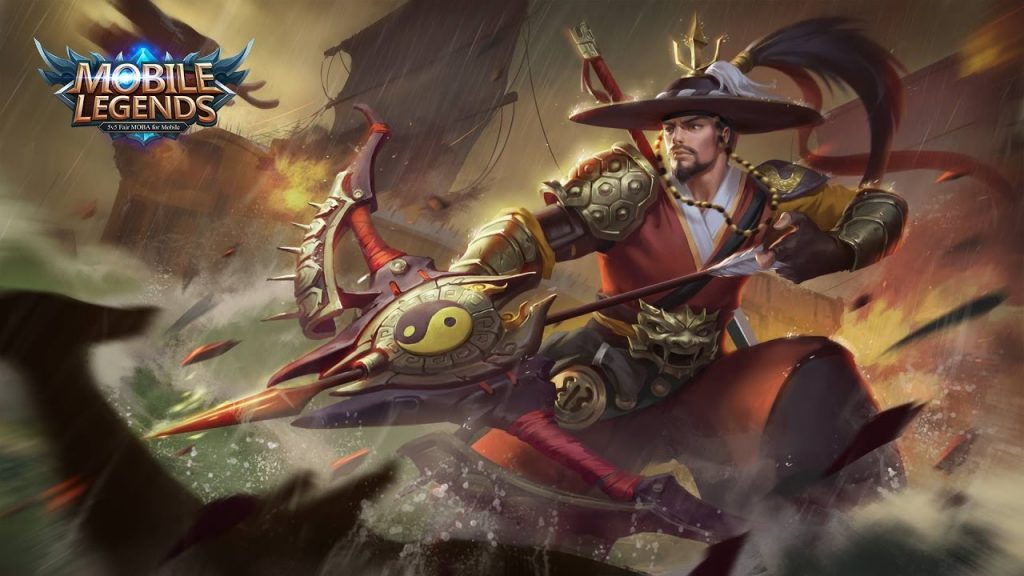 Kisah Yi Sun Shin Hero Mobile Legends