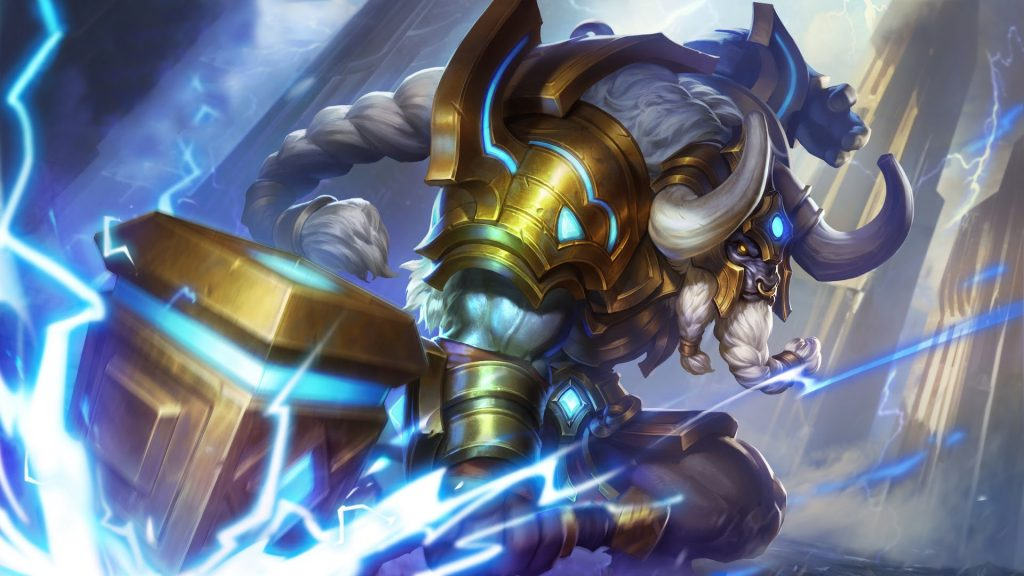 Kisah minotaur hero mobile legends