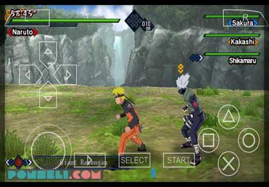 Cara Main Game PS2 di Android
