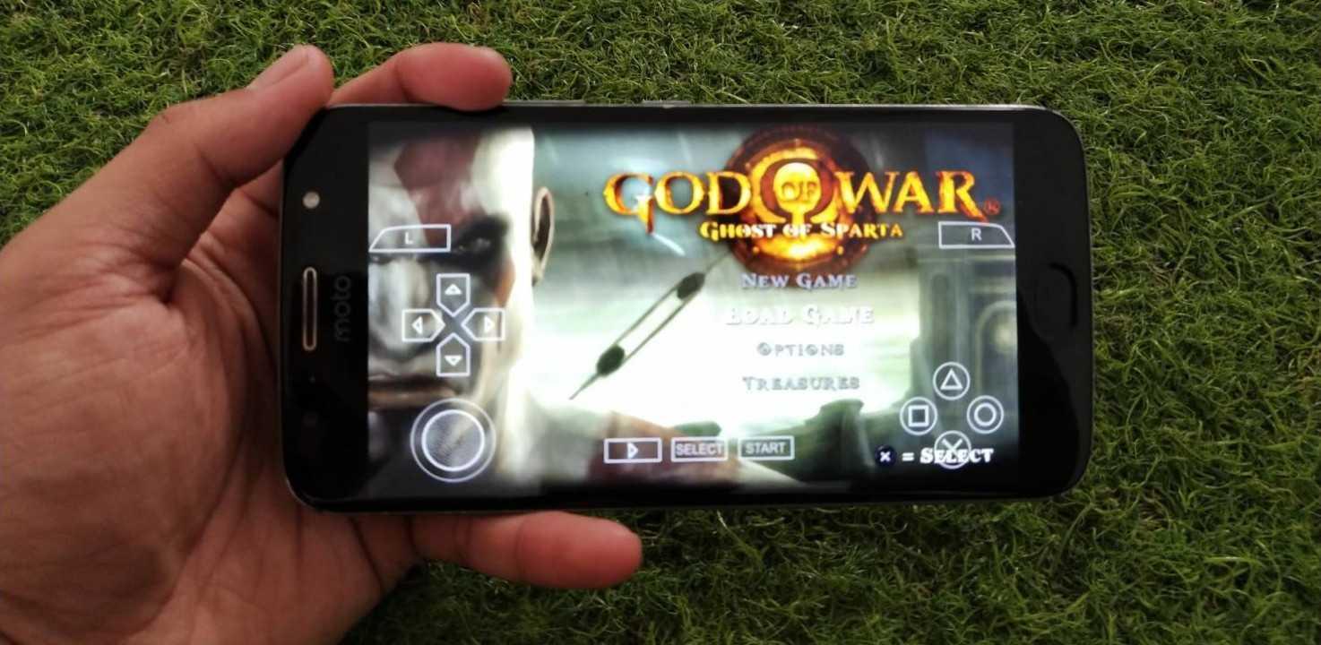 Cara Main Game PS2 di Android