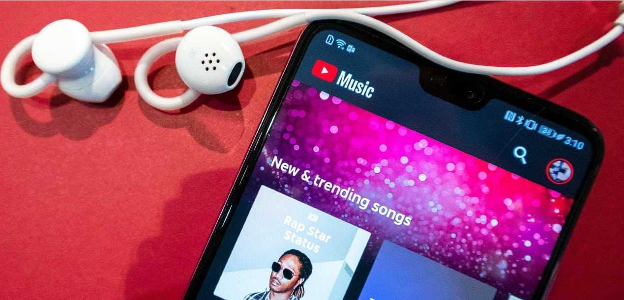 Cara Download Lagu di YouTube Music