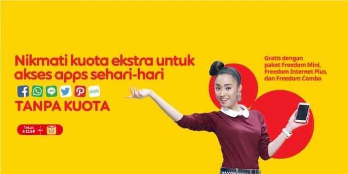 Trik Kode Rahasia Paket Internet Unlimited Youtube Indosat Murah
