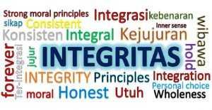 Contoh, Aspek, Makalah, Bentuk, Arti Pengertian Integritas Menurut Para Ahli