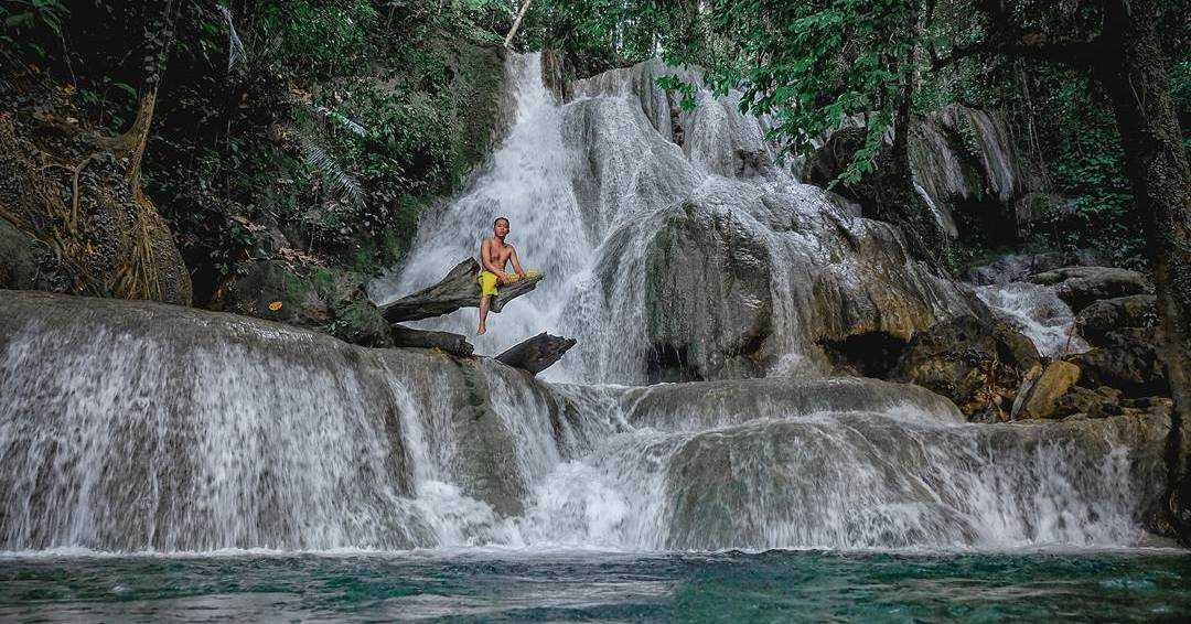 wisata air terjun di Makassar