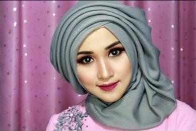 Model Baju Busana Muslim Pesta Sederhana Tapi Mewah