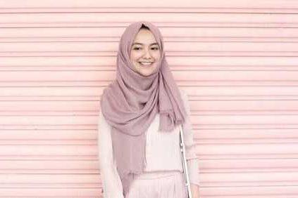 Tips Memakai Hijab Pashmina Casual Terbaru