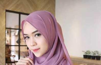 Tips Mengenakan Hijab Pasmina Simpel Tanpa Jarum Pentul Fappin