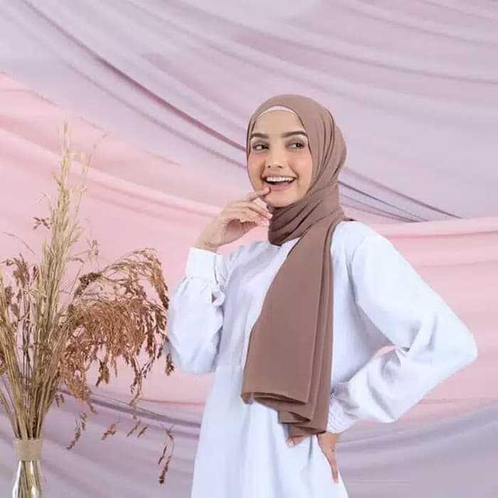 Tips Menggunakan Hijab Pashmina Chiffon untuk Tampil Cantik