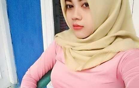 Tips Tutorial Hijab Pesta Untuk Orang Gemuk