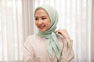Tutorial Hijab Jaman Sekarang Model Pita