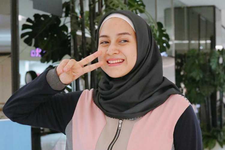 Tutorial Hijab Kantong Dimasukkan Ke Baju