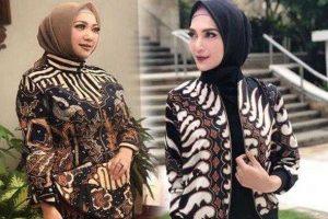 Cara Memilih Baju Kerja Busana Muslim Wanita