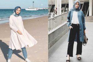 Inspirasi Model Hijab Super Nyaman Untuk Gayamu