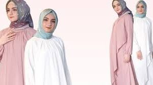 Koleksi Baju Muslim Terbaru Paling Disukai Muslimah
