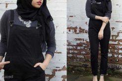 Tips Padu Padan Gaya Hijab Kalung Untuk Tampil Cantik