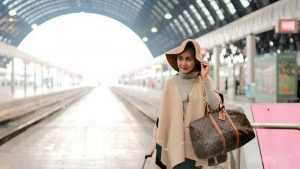 Tips Wanita Hijab Yang Hobi Travelling Dengan Tampilan Cantik