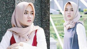 Tutorial Hijab Casual Untuk Kuliah dan Hangout