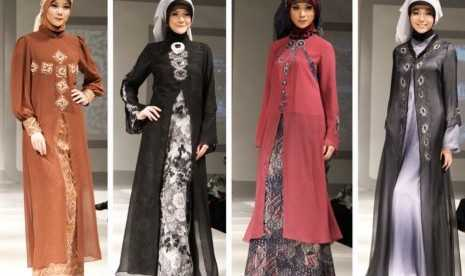 busana muslim modern untuk para remaja